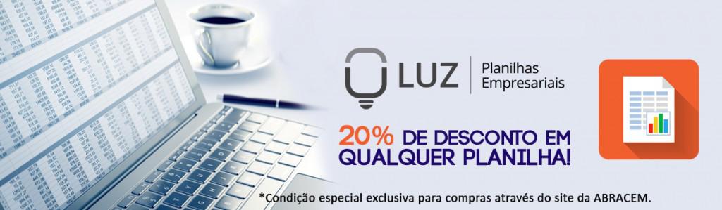Banner Home - Luz
